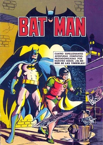 [Valenciana, Vértice, Bruguera] DC Comics 0336