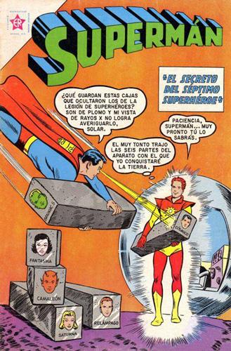 [Editorial NOVARO] Universo DC 037010