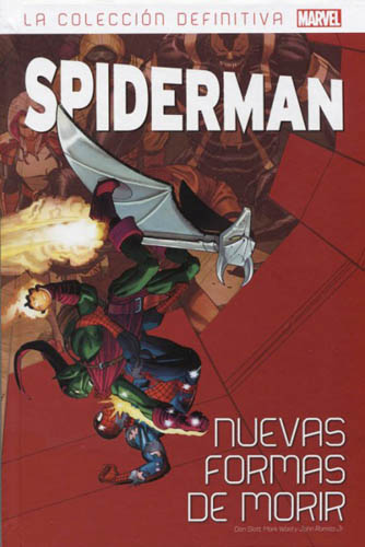 21-22 - [Marvel - SALVAT] SPIDERMAN La Colección Definitiva en Argentina 039_nu10