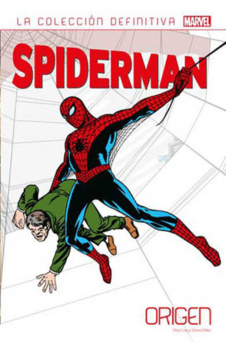21-22 - [Marvel - SALVAT] SPIDERMAN La Colección Definitiva en Argentina 040_or10