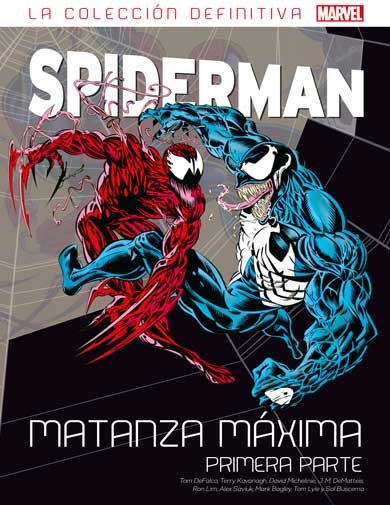 21-22 - [Marvel - SALVAT] SPIDERMAN La Colección Definitiva en Argentina 04110