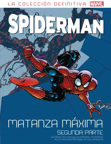 21-22 - [Marvel - SALVAT] SPIDERMAN La Colección Definitiva en Argentina 04210