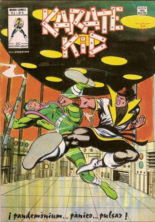 [Valenciana, Vértice, Bruguera] DC Comics 0428