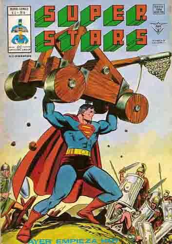 [Valenciana, Vértice, Bruguera] DC Comics 0431