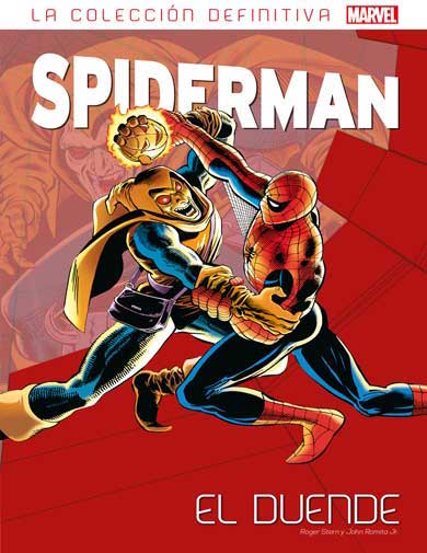 21-22 - [Marvel - SALVAT] SPIDERMAN La Colección Definitiva en Argentina 04310