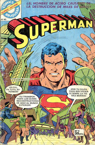 [Valenciana, Vértice, Bruguera] DC Comics 0433