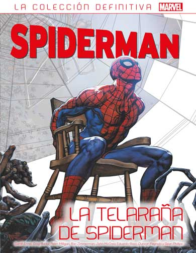 21-22 - [Marvel - SALVAT] SPIDERMAN La Colección Definitiva en Argentina 04410