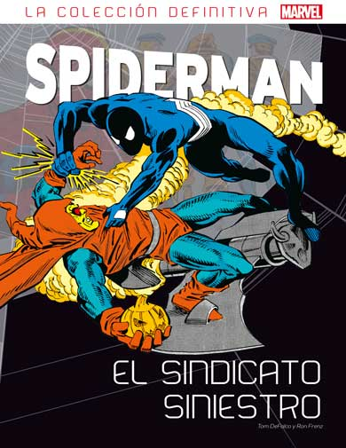 21-22 - [Marvel - SALVAT] SPIDERMAN La Colección Definitiva en Argentina 04510
