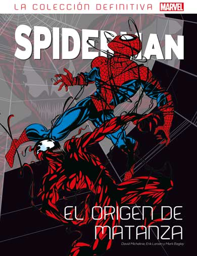 21-22 - [Marvel - SALVAT] SPIDERMAN La Colección Definitiva en Argentina 04910