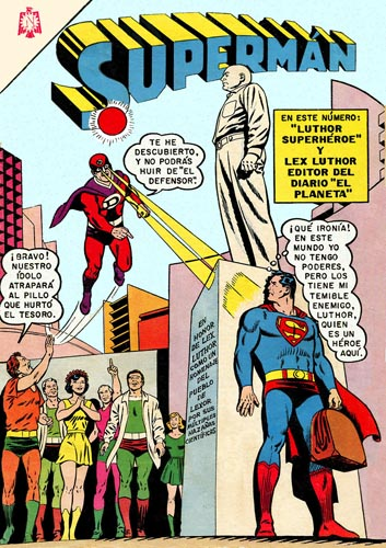 [Editorial NOVARO] Universo DC 049810