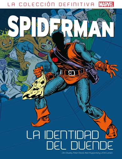 21-22 - [Marvel - SALVAT] SPIDERMAN La Colección Definitiva en Argentina 05010