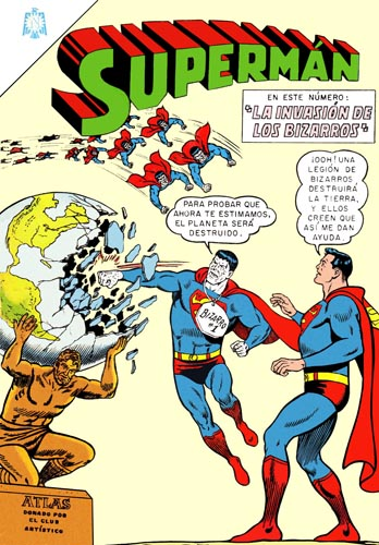 [Editorial NOVARO] Universo DC 050410