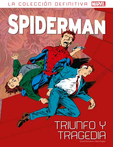 21-22 - [Marvel - SALVAT] SPIDERMAN La Colección Definitiva en Argentina 05110