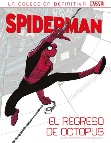 21-22 - [Marvel - SALVAT] SPIDERMAN La Colección Definitiva en Argentina 05210