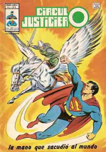 [Valenciana, Vértice, Bruguera] DC Comics 0525