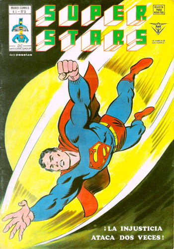 [Valenciana, Vértice, Bruguera] DC Comics 0526