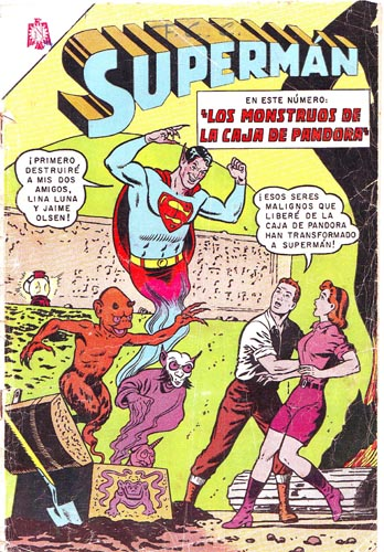[Editorial NOVARO] Universo DC 052610