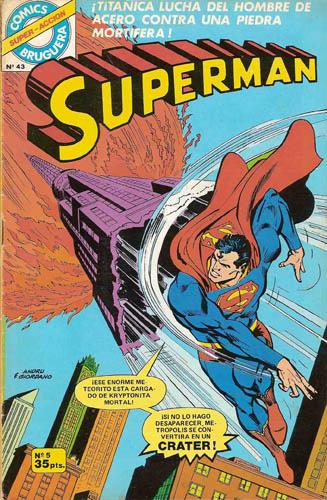 [Valenciana, Vértice, Bruguera] DC Comics 0528