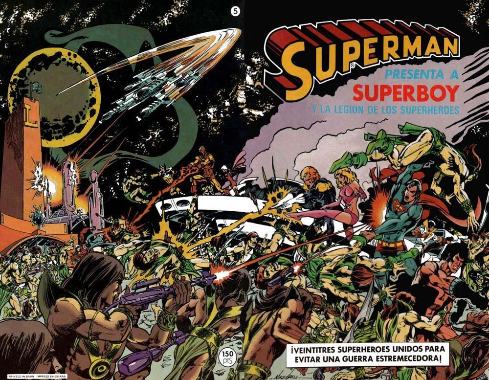 [Valenciana, Vértice, Bruguera] DC Comics 0530