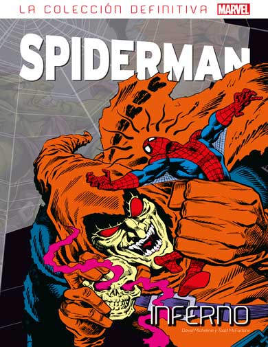 21-22 - [Marvel - SALVAT] SPIDERMAN La Colección Definitiva en Argentina 05310