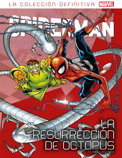 21-22 - [Marvel - SALVAT] SPIDERMAN La Colección Definitiva en Argentina 05510