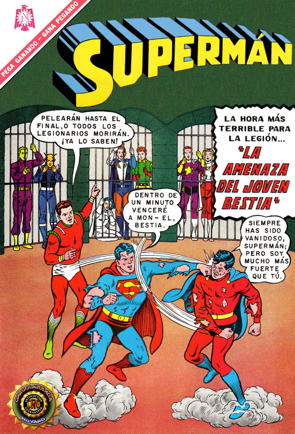 [Editorial NOVARO] Universo DC 057310