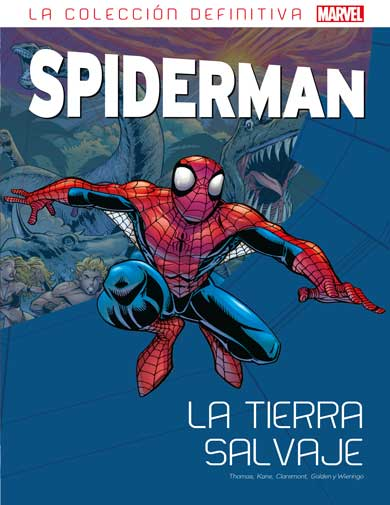 21-22 - [Marvel - SALVAT] SPIDERMAN La Colección Definitiva en Argentina 05810