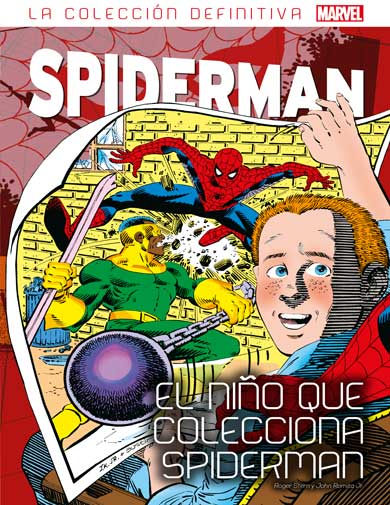 21-22 - [Marvel - SALVAT] SPIDERMAN La Colección Definitiva en Argentina 05910
