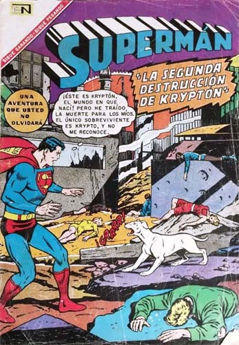 [Editorial NOVARO] Universo DC 059910
