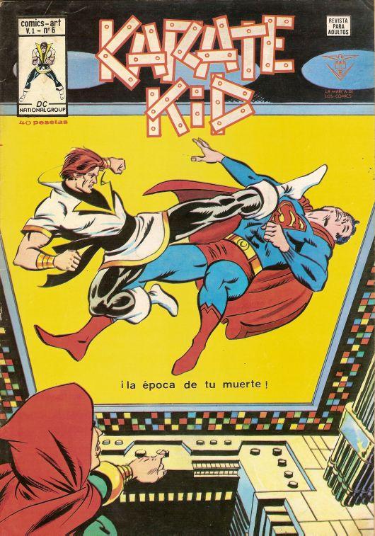 [Valenciana, Vértice, Bruguera] DC Comics 0621