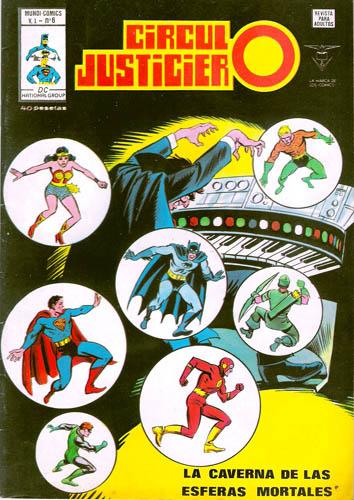 [Valenciana, Vértice, Bruguera] DC Comics 0623
