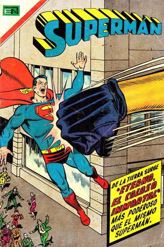 [Editorial NOVARO] Universo DC 062311