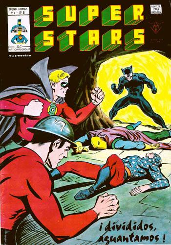 [Valenciana, Vértice, Bruguera] DC Comics 0624