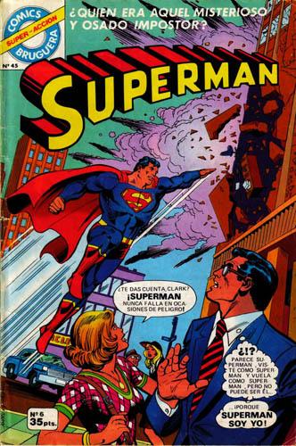 [Valenciana, Vértice, Bruguera] DC Comics 0626