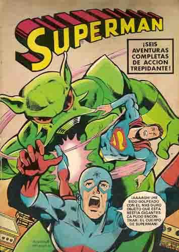 [Valenciana, Vértice, Bruguera] DC Comics 0628