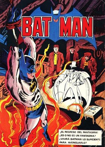 [Valenciana, Vértice, Bruguera] DC Comics 0630