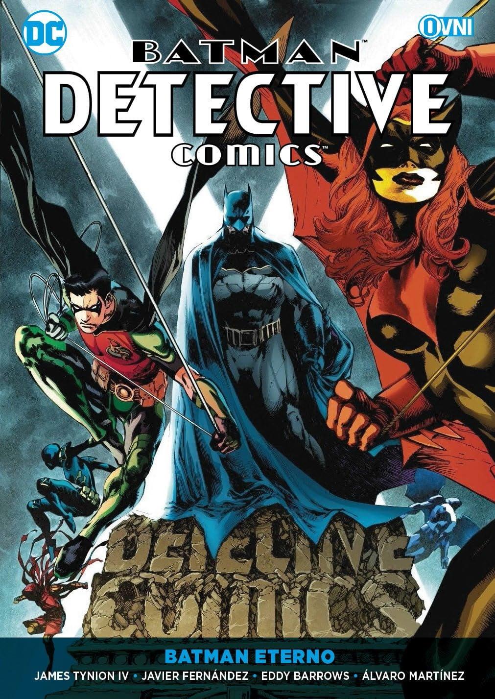 [OVNI Press] DC Comics 0632