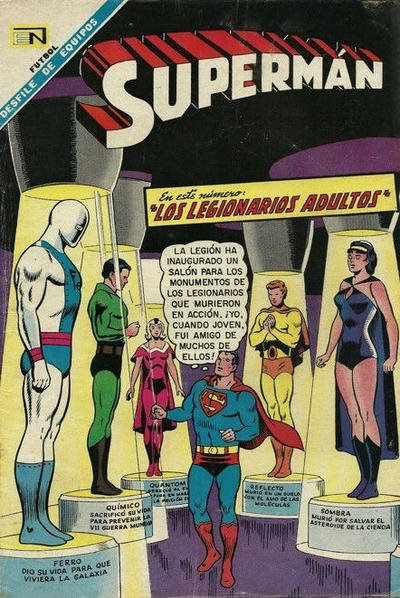 [Editorial NOVARO] Universo DC 063910
