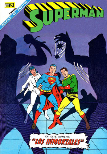 [Editorial NOVARO] Universo DC 066910