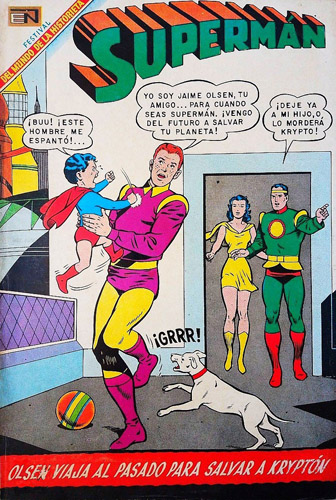 [Editorial NOVARO] Universo DC 069410