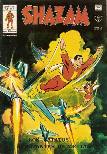 [Valenciana, Vértice, Bruguera] DC Comics 0717