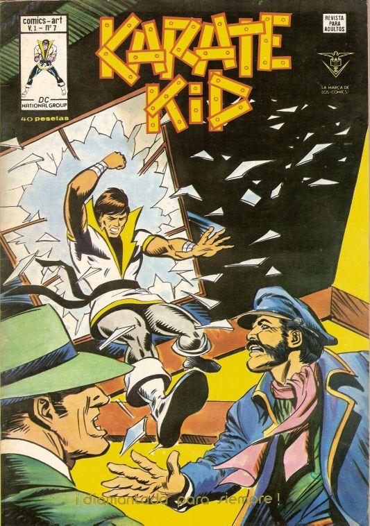 [Valenciana, Vértice, Bruguera] DC Comics 0718