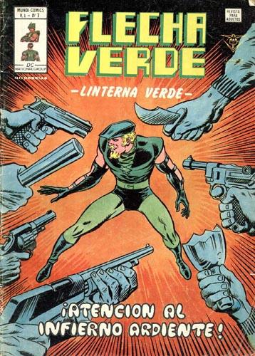 [Valenciana, Vértice, Bruguera] DC Comics 0719
