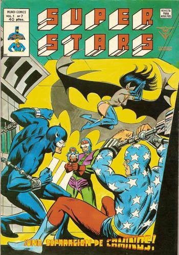 [Valenciana, Vértice, Bruguera] DC Comics 0721