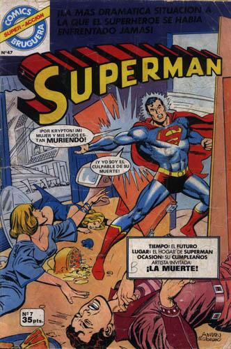[Valenciana, Vértice, Bruguera] DC Comics 0723