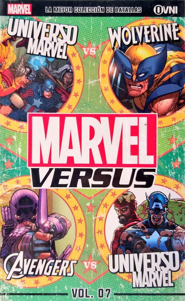 [OVNI Press] Marvel Comics y otras - Página 9 0724