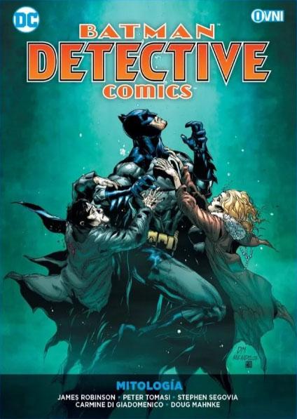 [OVNI Press] DC Comics 0728