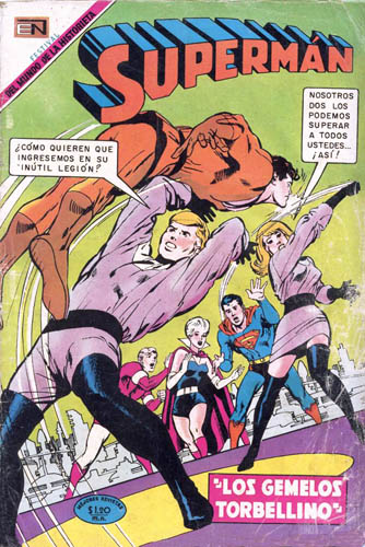 [Editorial NOVARO] Universo DC 073210
