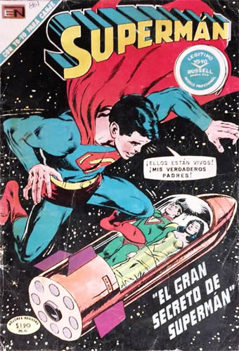 [Editorial NOVARO] Universo DC 080110