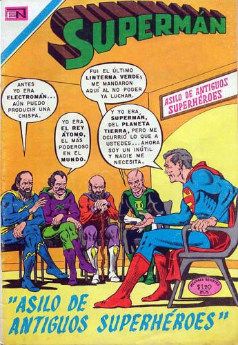 [Editorial NOVARO] Universo DC 081410